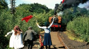 Cameras are rolling on The Railway Children Return!